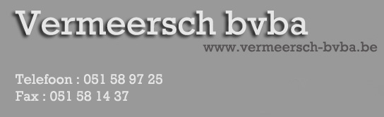 Vermeersch Laserproducts